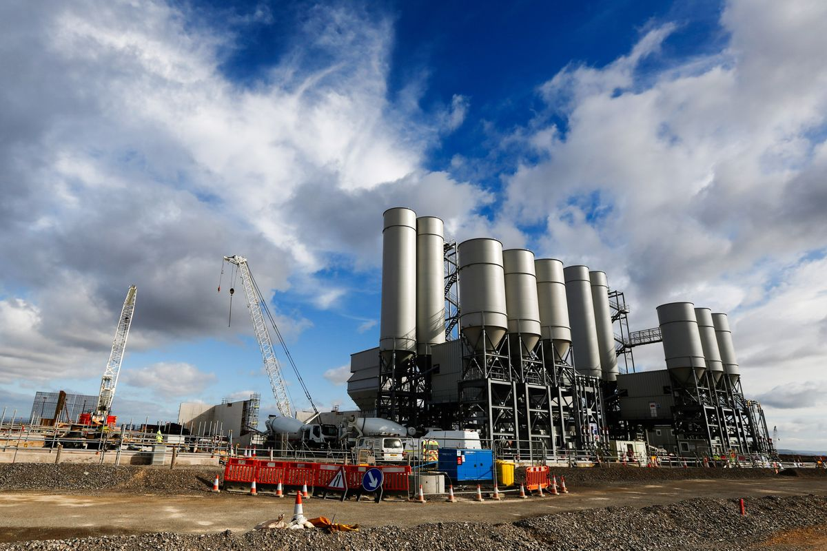 Why the U.K. Is Pushing Nuclear Power as Others Waver
