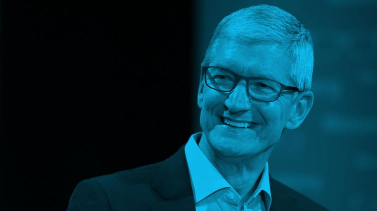 relates to Episode 1: Tim Cook, Apple CEO