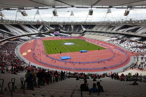 London Olympic Stadium Bidding Extended 2 Months