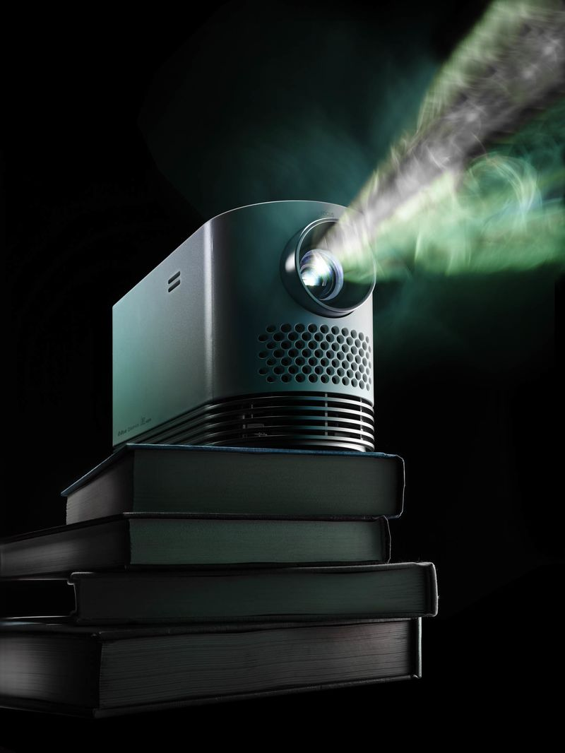 Cut Your Cords? Ditch Your TV, Too, and Get This Projector