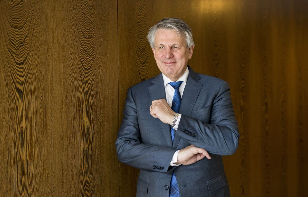 Shell CEO Says Blaming Oil Suppliers Won't Solve Climate Change
