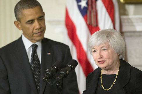 Janet Yellen and the Tyranny of Being the Most Powerful Woman