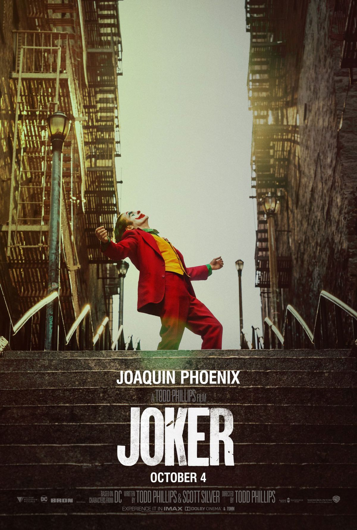 Financier for 'Joker' Has Made Movies Into Ultimate Yield Play