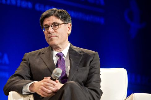 Wall Street Sees Debt-Limit Talks Past Lew's Mid-October Target