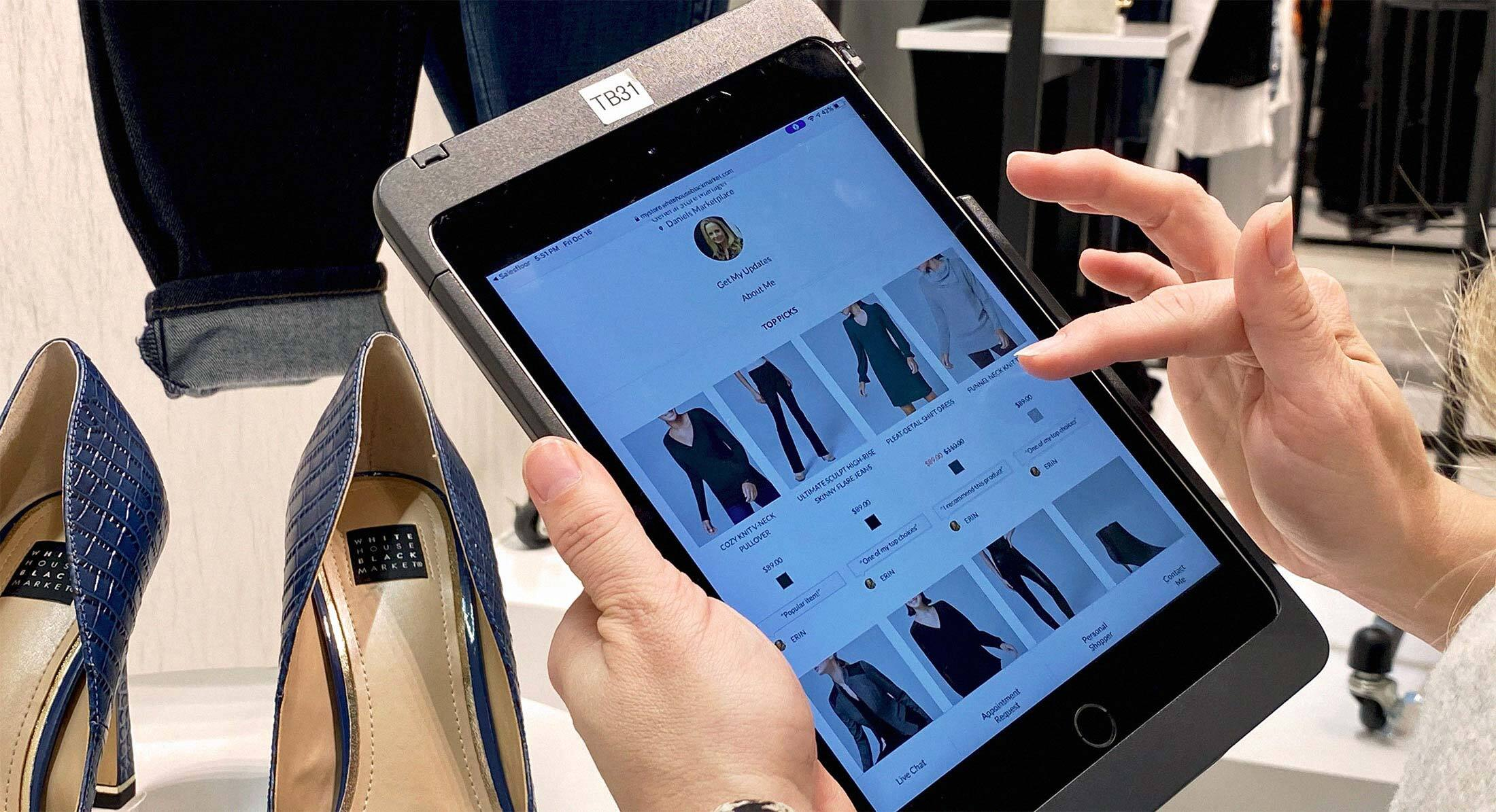 relates to Online Associate Is the Retail Job of the Future