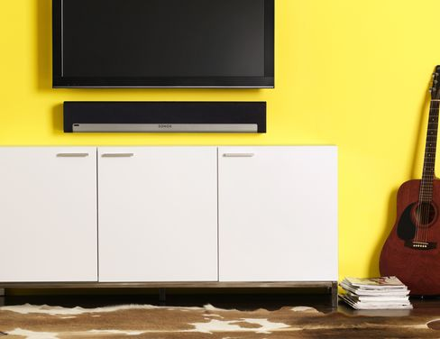 Sonos Playbar Does Double Duty for TV, Music