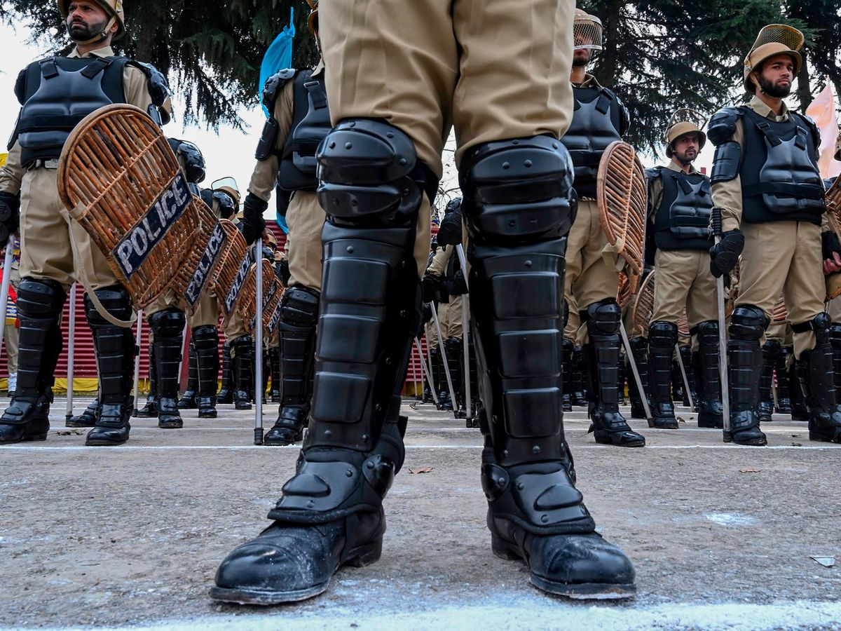 India Has Arrested Thousands in Kashmir Security Crackdown