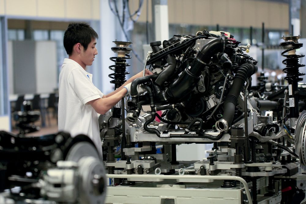 Behind the Myth of China's Great Technology Grab