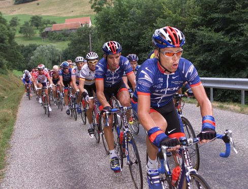 Former Lance Armstrong Teammate Kjaergaard Admits to Using Drugs