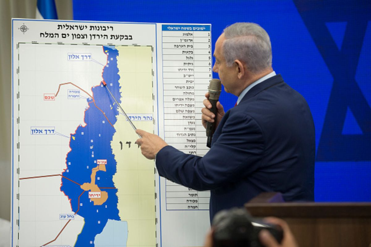 Netanyahu's West Bank Ploy Could Tip the Election