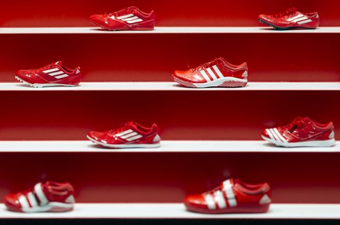 Adidas Says UEFA Euro 2012 to Fuel Record Soccer Sales