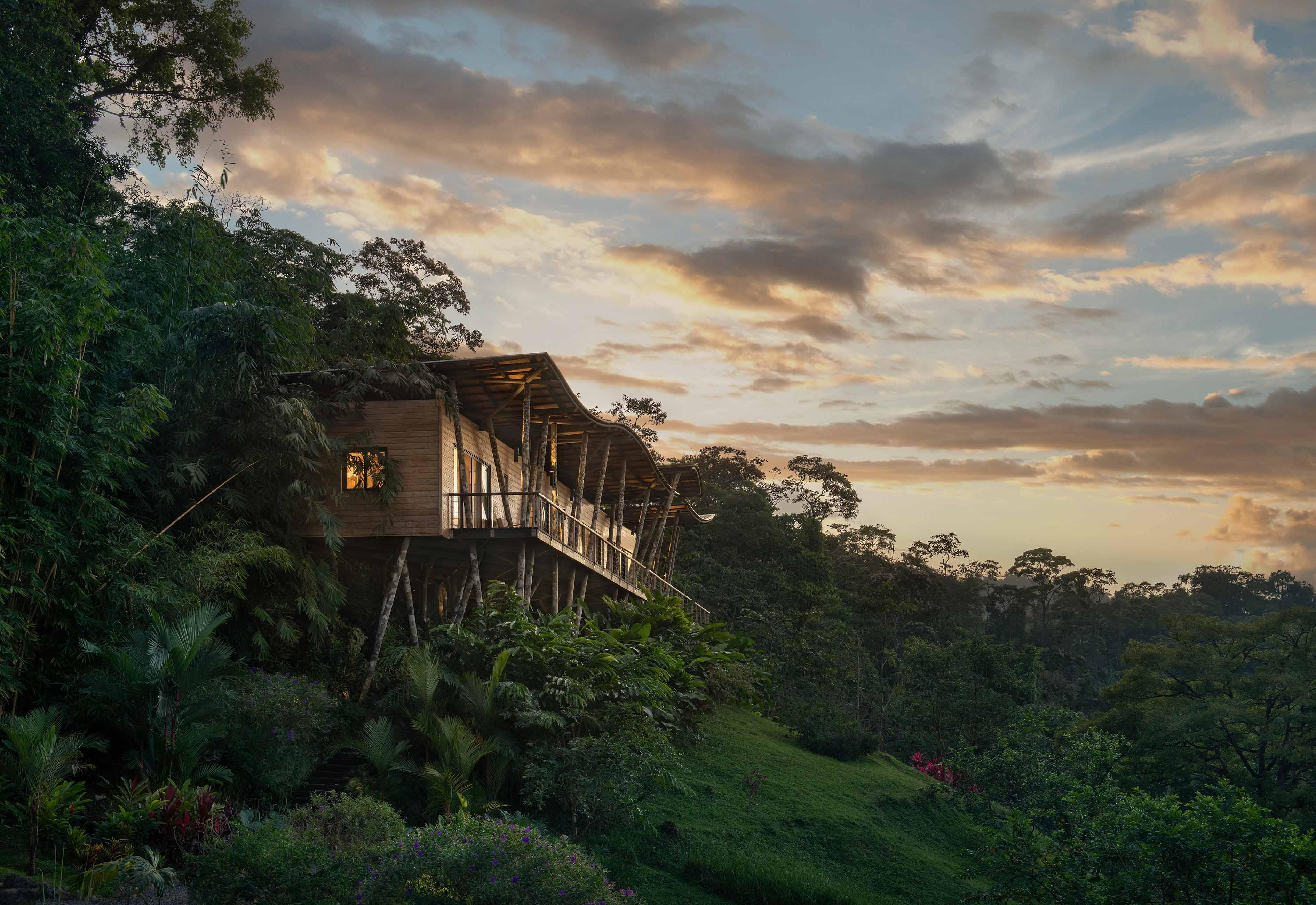 Не оставляйте следов в Коста-Рике