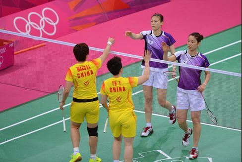 Olympic Badminton Players Banned Because of Deliberate Poor Play