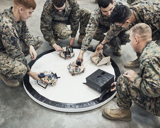Making Marines Into MacGyvers
