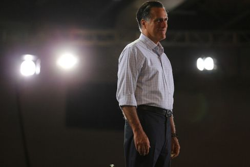 Escalating Money Arms Race Shifts Terrain of Romney Campaign