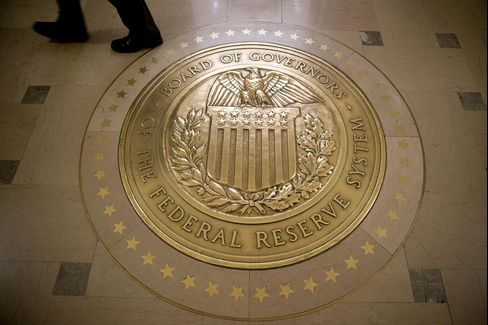 Board Of Governors Of The Federal Reserve Seal
