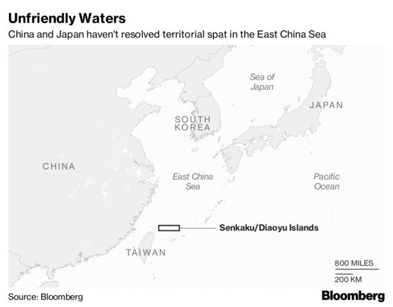 Fear of Trump Helps Bring Rivals China and Japan Closer Together