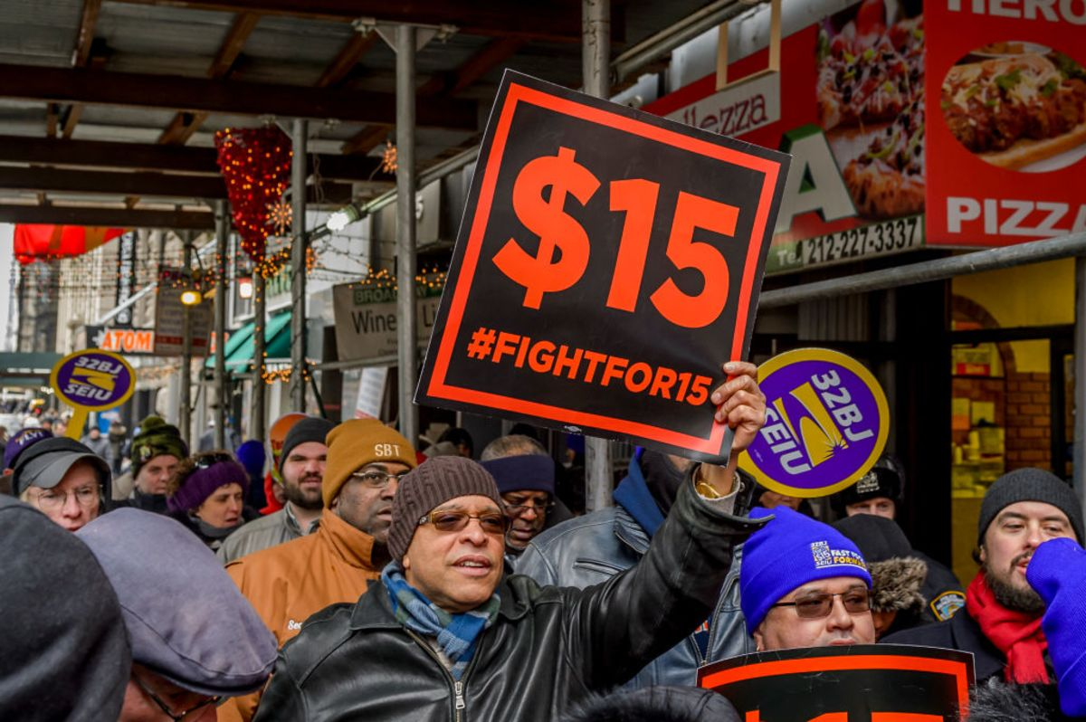 States With High Minimum Wages Are Doing Just Fine