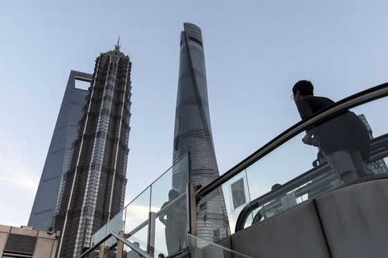 JPMorgan Takes More Space inChina's Tallest Skyscraper With Growing Headcount