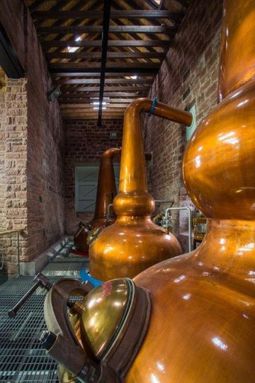 Annandale has three copper stills.