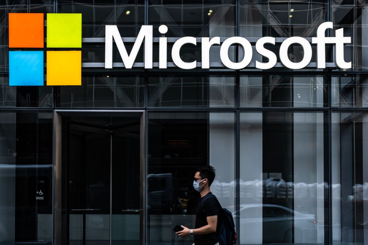 Microsoft Sales Beat Estimates on Strong Cloud Demand