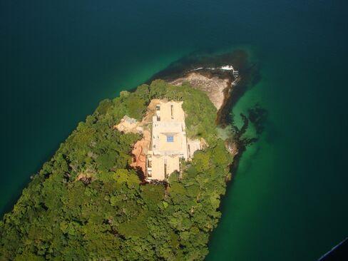 Antonio Claudio Resende's house