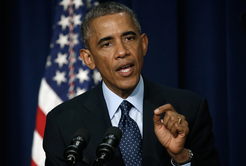 Presidential focus