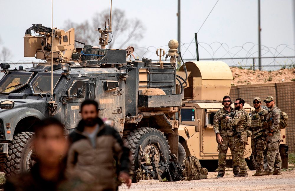 U.S. Push for German Ground Troops in Syria Prompts Backlash