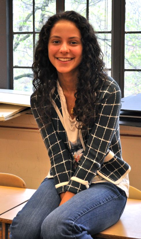 Katharine Cummings has applied for early admission to Duke