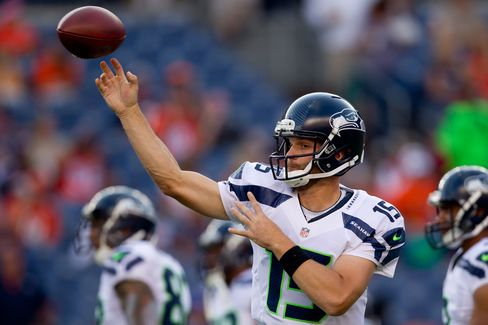 NFL Quarterback Matt Flynn
