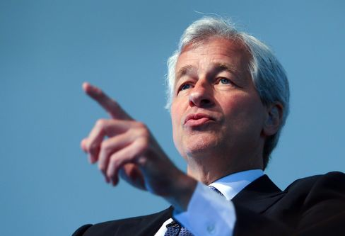 Jamie Dimon, chairman and chief executive officer of JPMorgan Chase and Co.