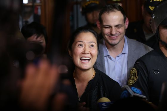 Peru Court Frees Opposition Leader Keiko Fujimori From Prison