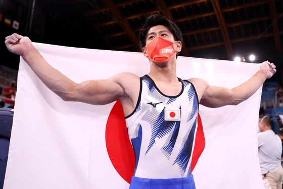 Olympic Tone Shifts in Japan as Medals Outshine Concerns