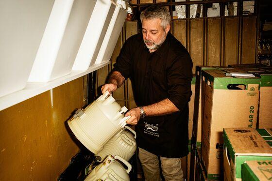 Reinventing the Humble Beer Keg