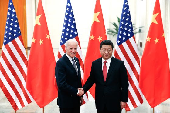 Biden Gets Muted Reaction in China With Trump-Era Rift to Endure