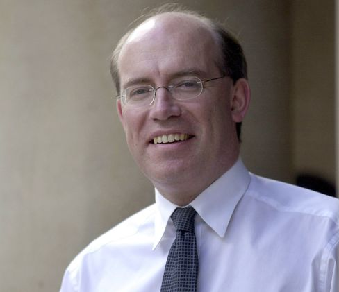 Former HBOS CEO James Crosby