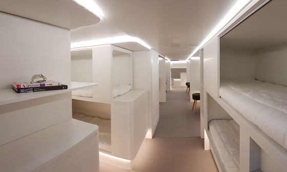 The 20-Hour Flight Is Coming. And It May Have a Gym and Bunks