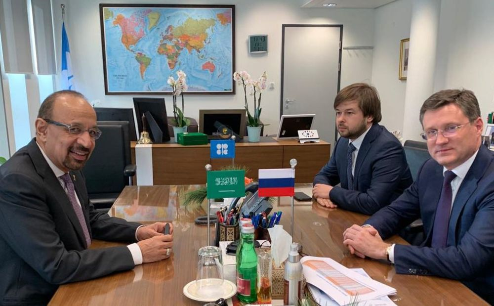 Under New Management — Russia Now Runs OPEC