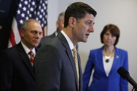 Paul Ryan Brushes Back Trump `Spygate' Assertion, Opposes Pardon