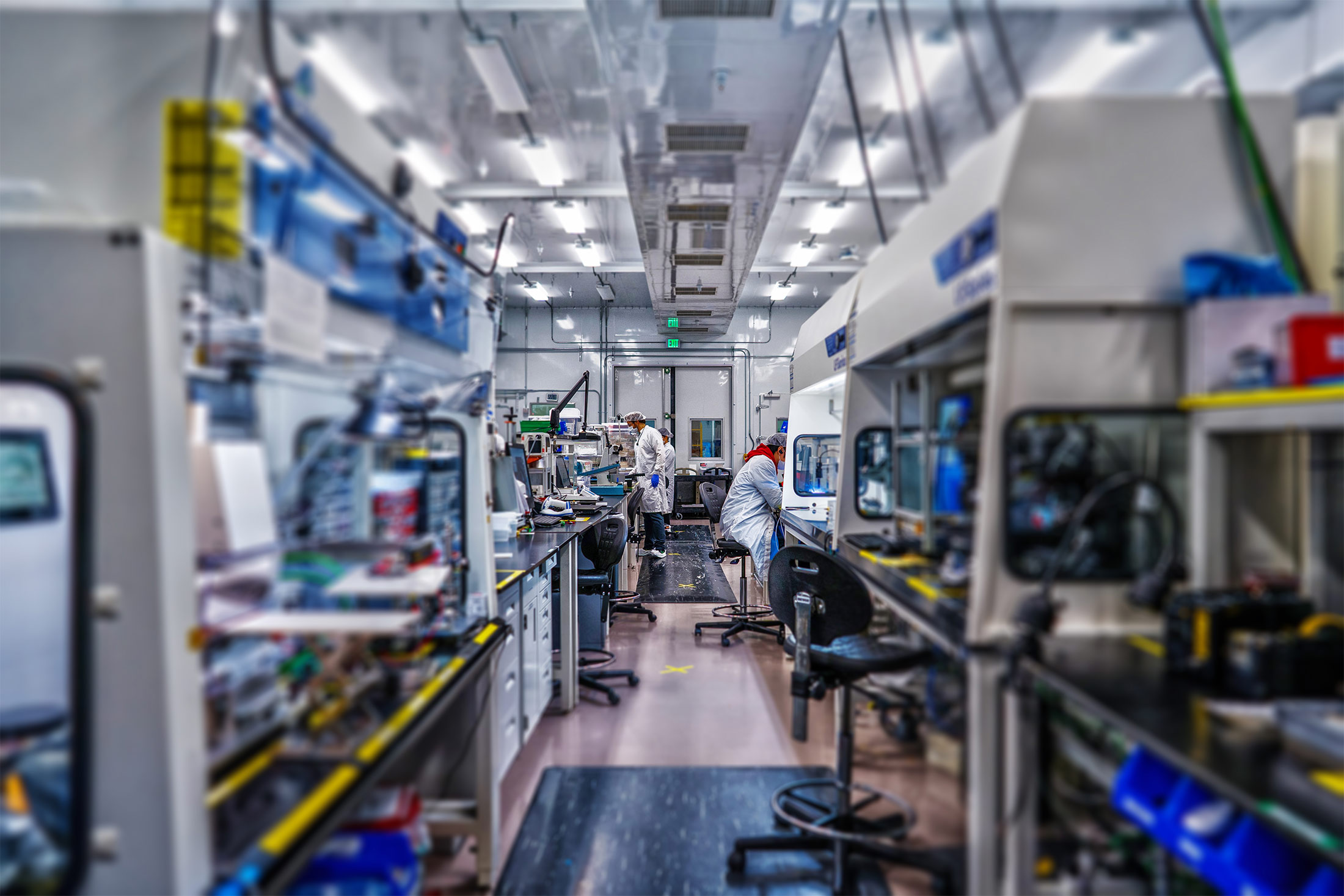 Stanford Scientists Create a Billionaire Factory From QuantumScape  Batteries - Bloomberg