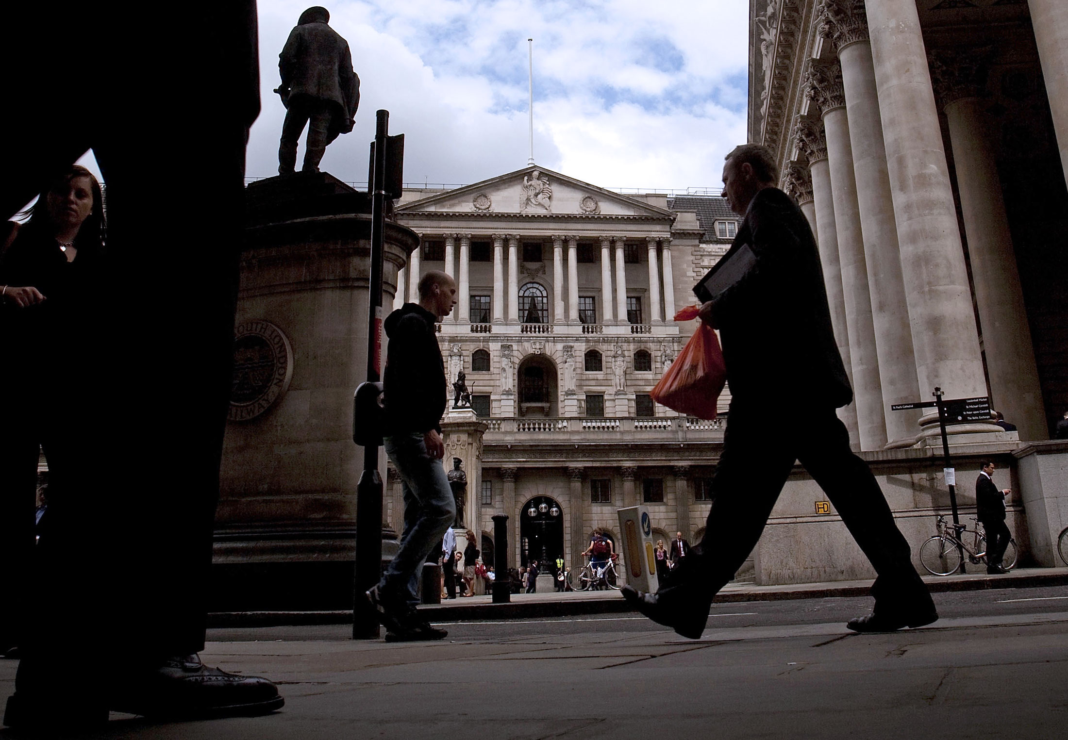 Four Top Women Have Quit the Bank of England This Year