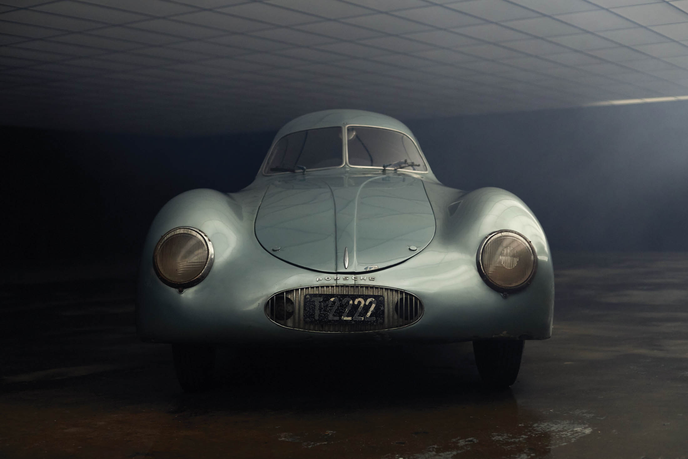 relates to Porsche's Type 64 Nazi Car Fails to Sell Amid Auction Blunder
