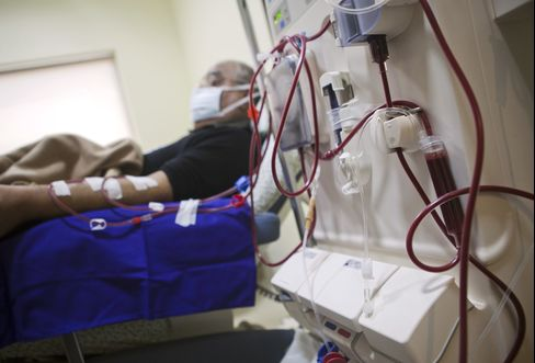 India's Rich Buy Private Dialysis Machines