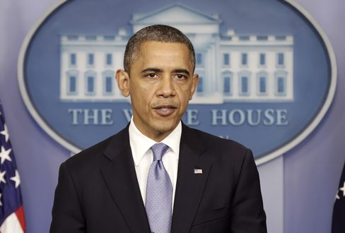 Obama Says Public Should Be Prepared for Lengthy Sandy Recovery