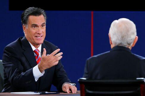 Meet Mitt Romney, Mellow Internationalist