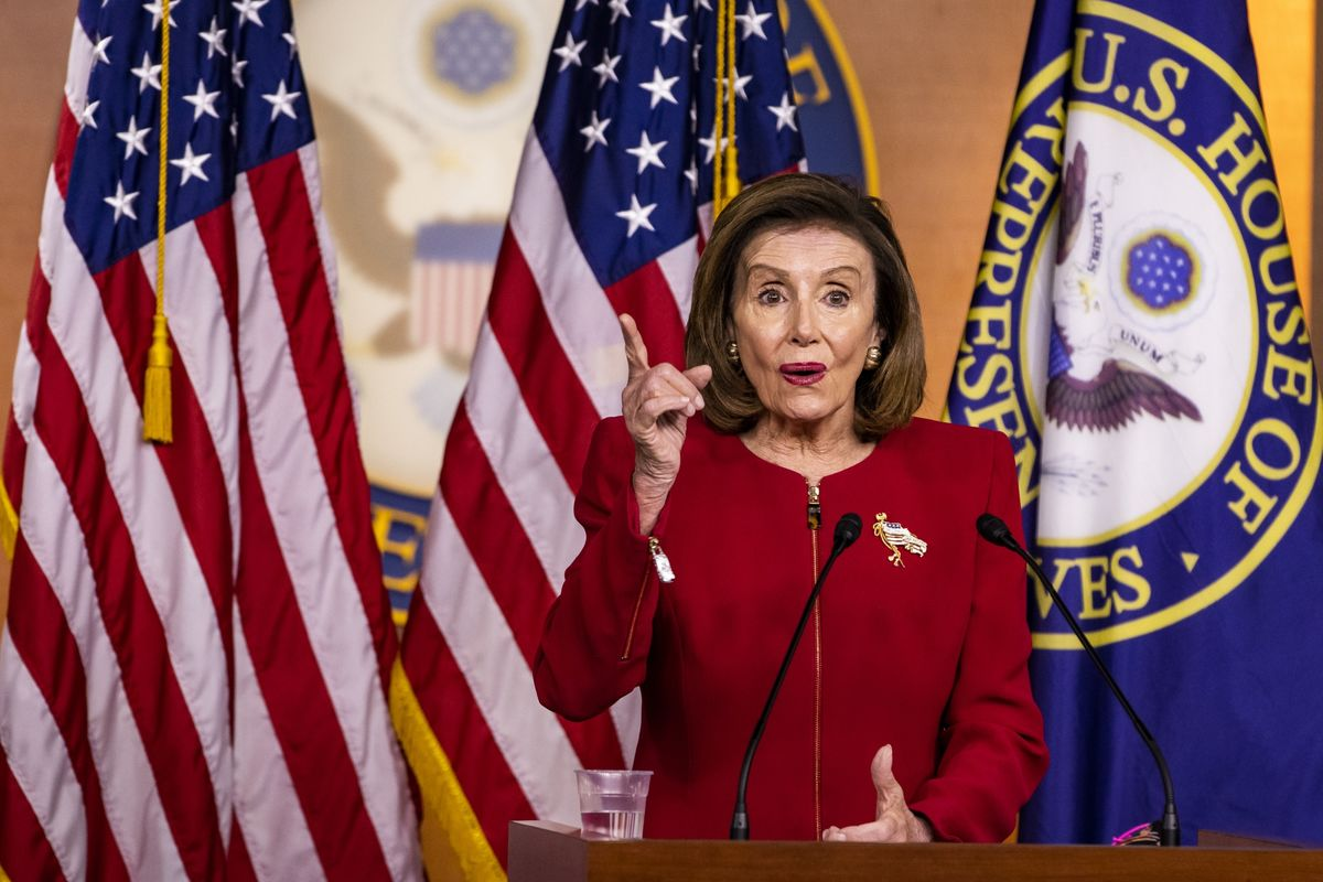 Moderates Urge Pelosi to Stay the Course on Infrastructure Vote