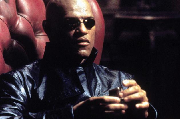 'The Matrix' (1999)