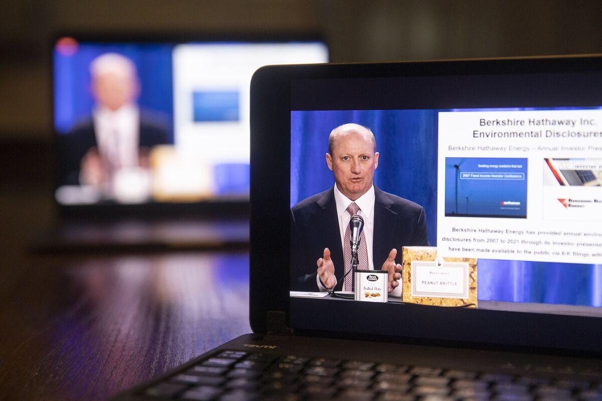 Abel Is Likely Successor at Berkshire, Buffett Tells CNBC thumbnail