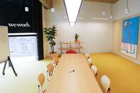 Hana Financial Group Inc. In Talks For WeWork London Office