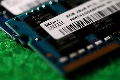 SK Hynix Memory Chip